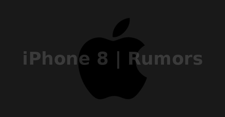 iPhone Rumors
